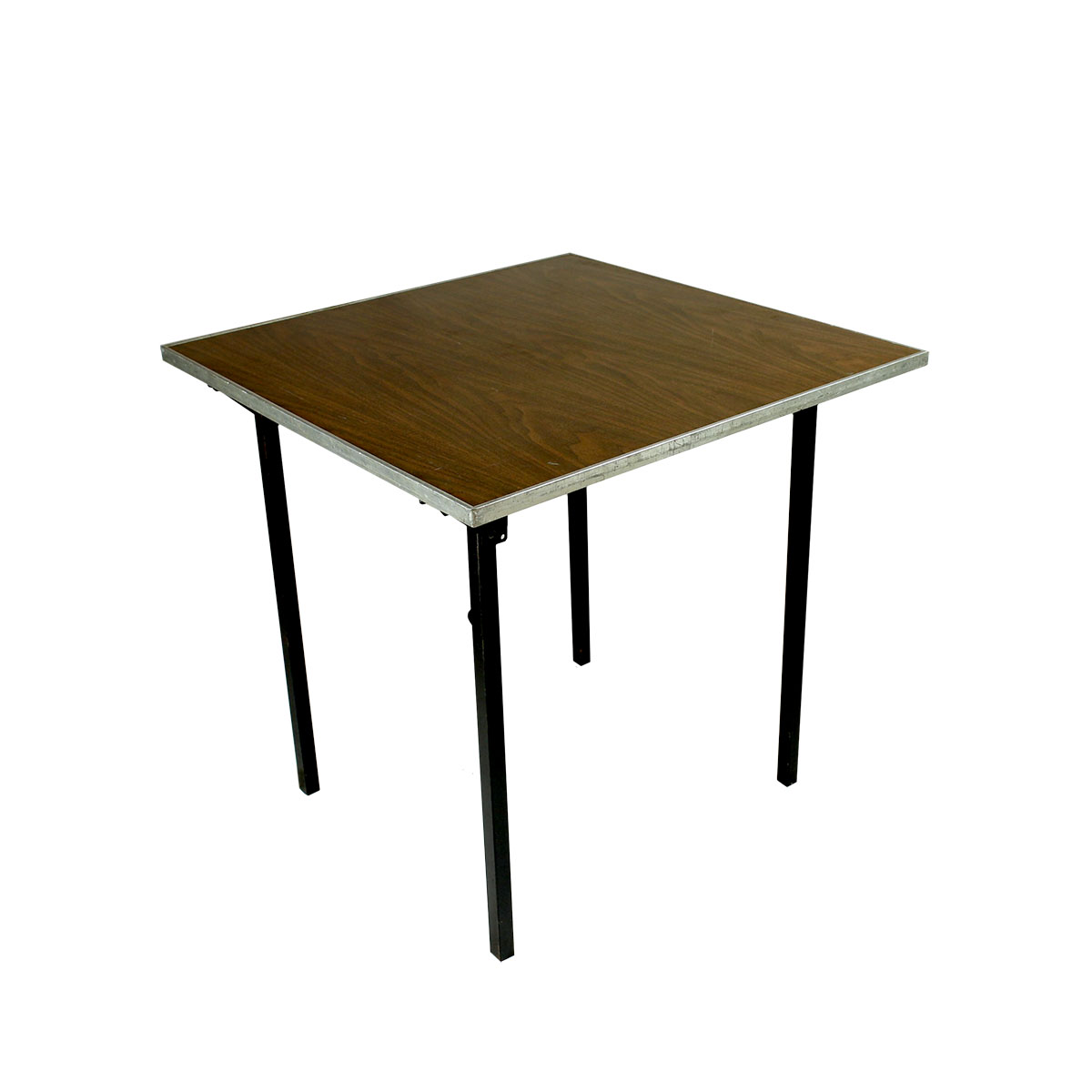 "Card Table Formica Topped 30""x30"""