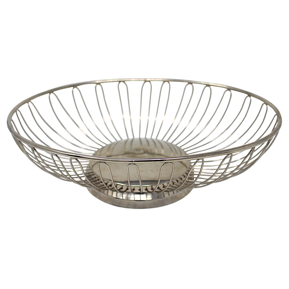 Wire Oval Bread Basket