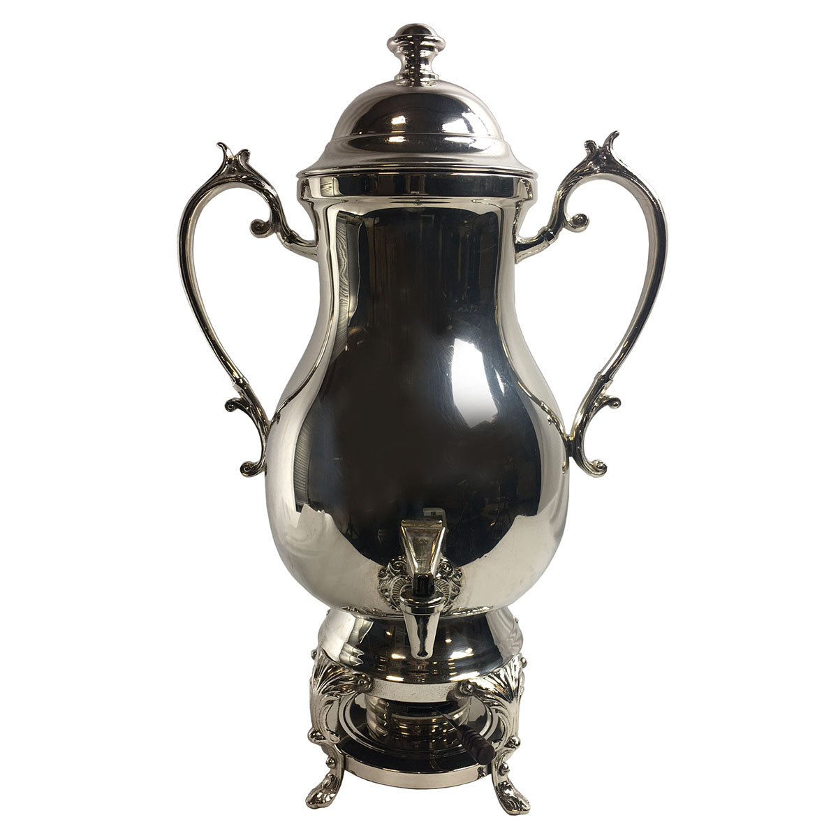 50 Cup Silver Coffee Urn