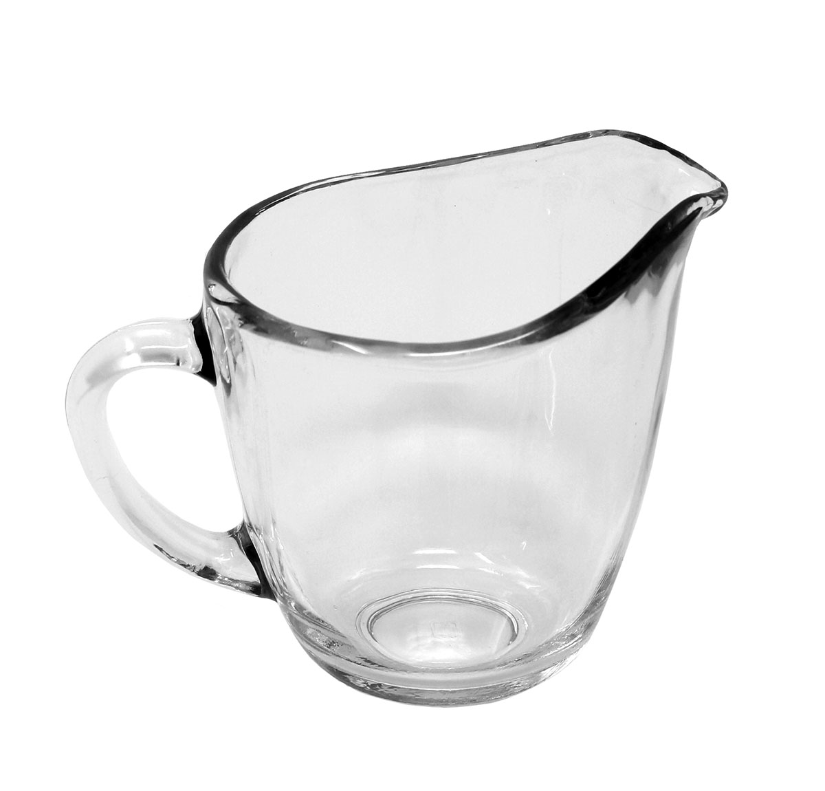 Creamer Glass Clear