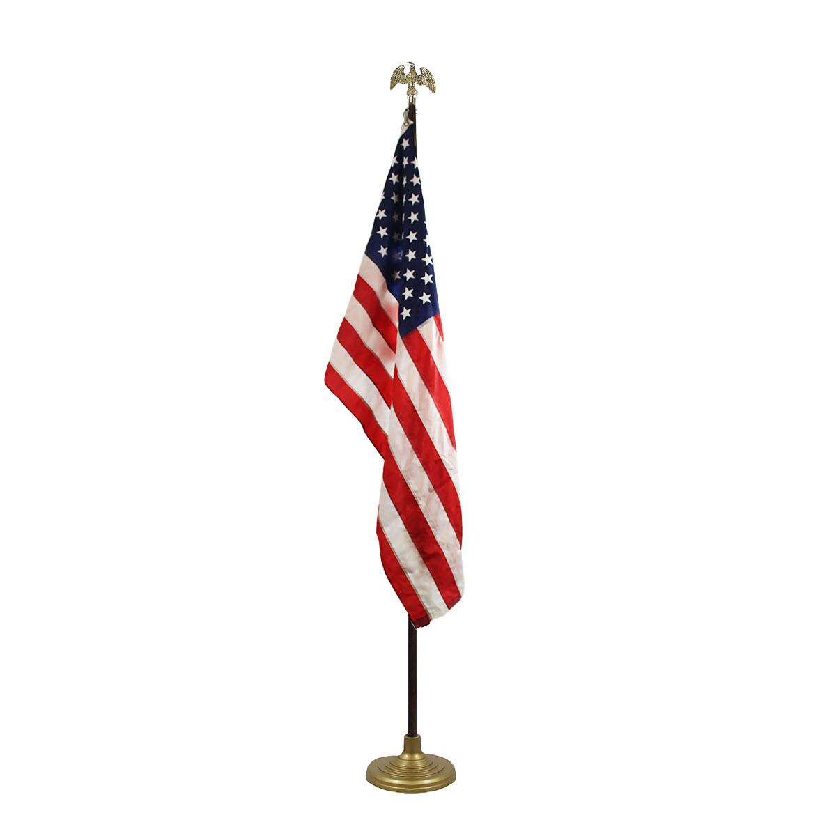 American Flag with 8' Pole (3X5)