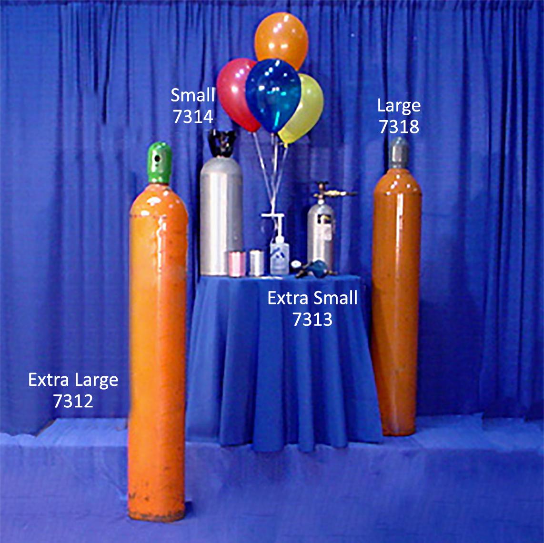 Helium/ Balloon Supplies | Canton Chair Rental | Canton, Ohio