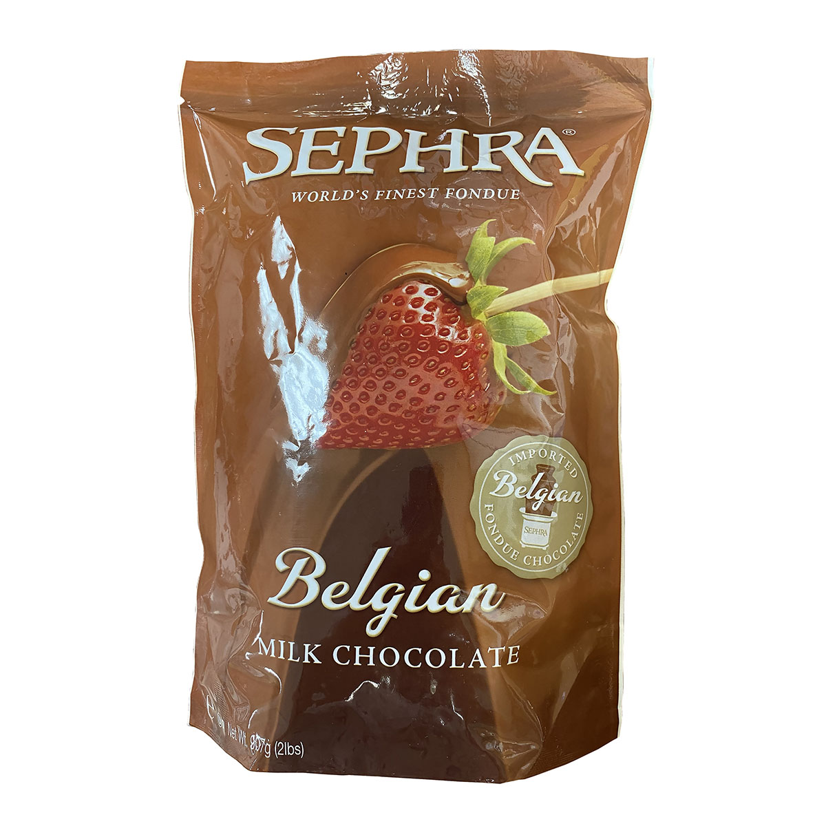 Additional Bags Of Milk Chocolate Sephra 2 Pounds