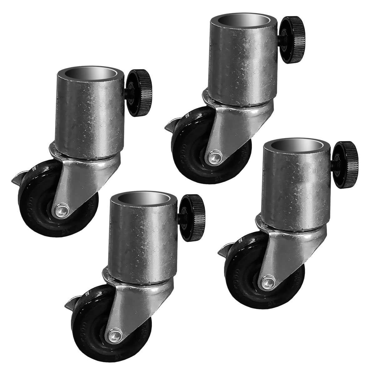 Wheels Locking For Tables Set Of 4